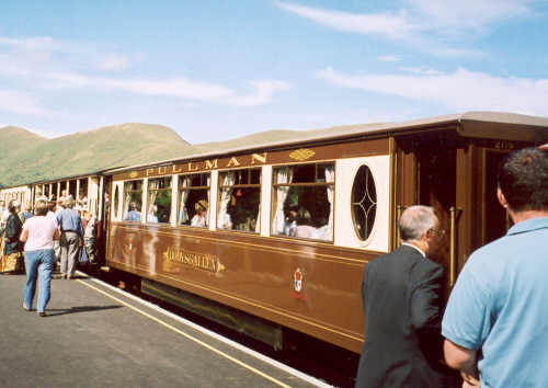 Welsh Highland Railway - North Wales UK - Pictures