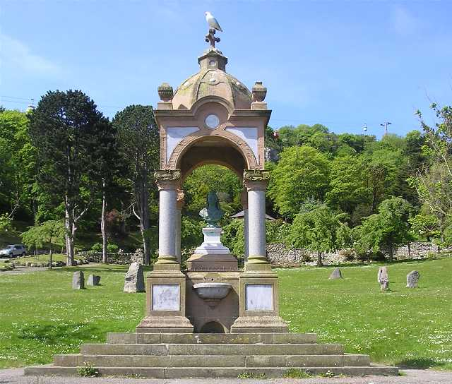 Queen Victoria's Fountain