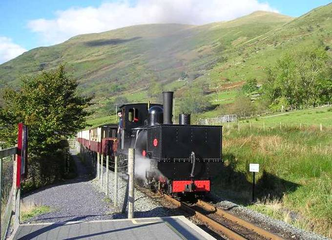 Snowdonia national park number